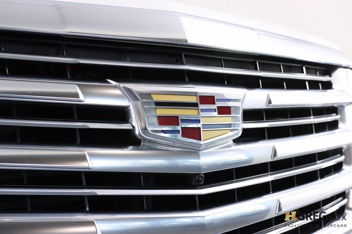 2017 Cadillac Escalade Platinum #4