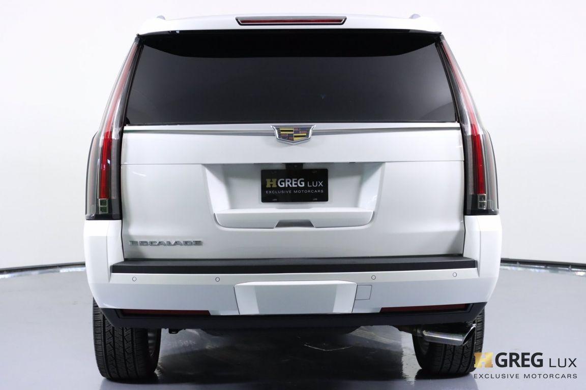 2017 Cadillac Escalade Platinum #16