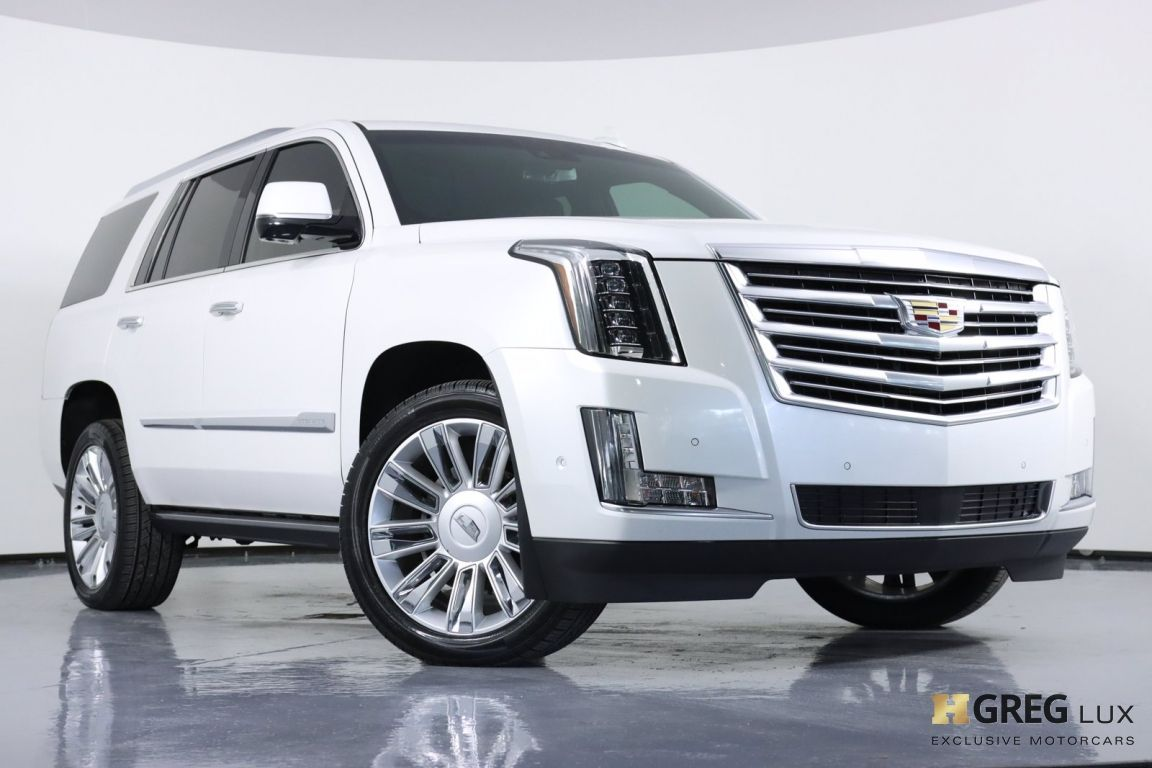 2017 Cadillac Escalade Platinum #28