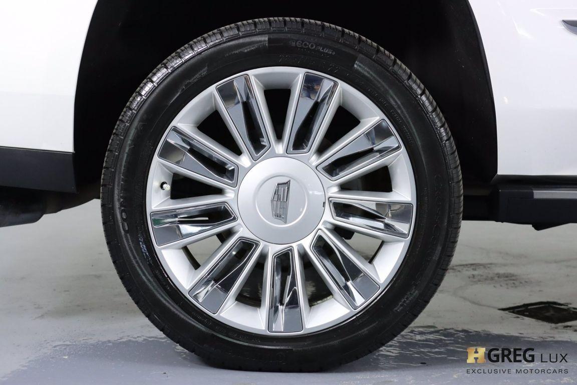 2017 Cadillac Escalade Platinum #14