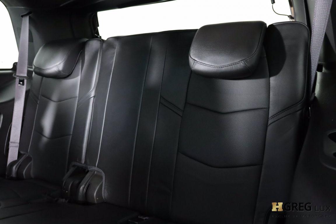 2017 Cadillac Escalade Platinum #33