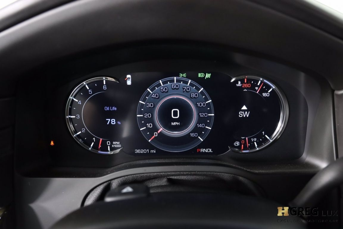 2017 Cadillac Escalade Platinum #56