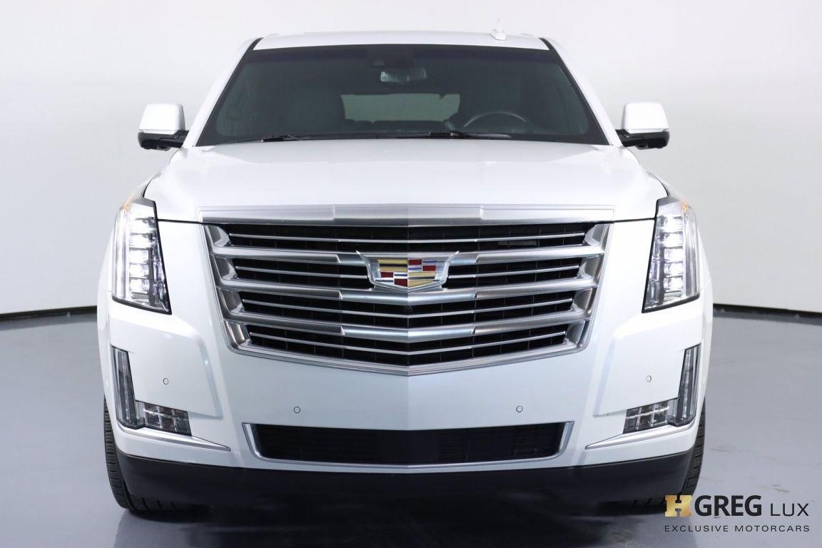 2017 Cadillac Escalade Platinum #3