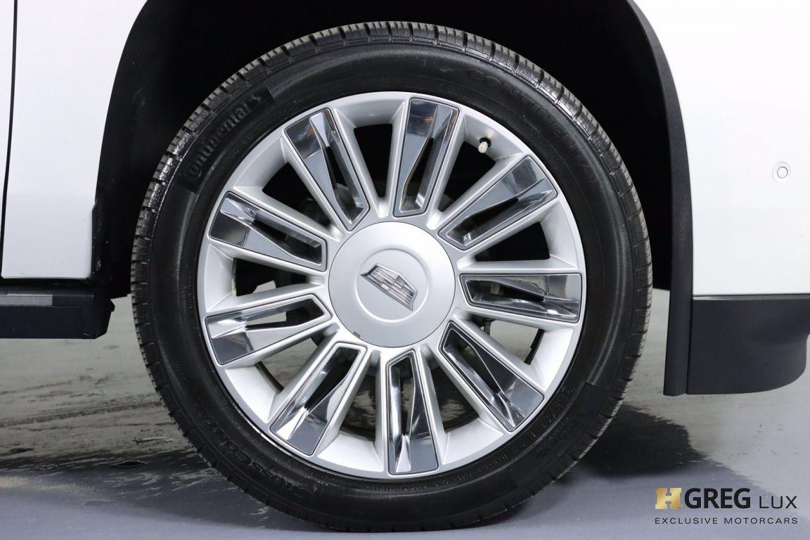 2017 Cadillac Escalade Platinum #12