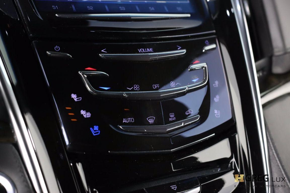 2017 Cadillac Escalade Platinum #51