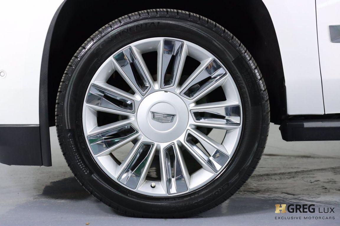 2017 Cadillac Escalade Platinum #24