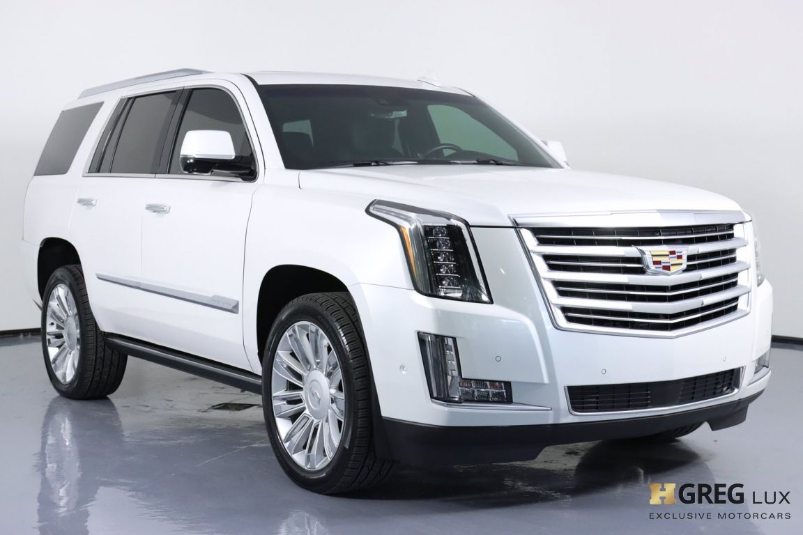2017 Cadillac Escalade Platinum #9