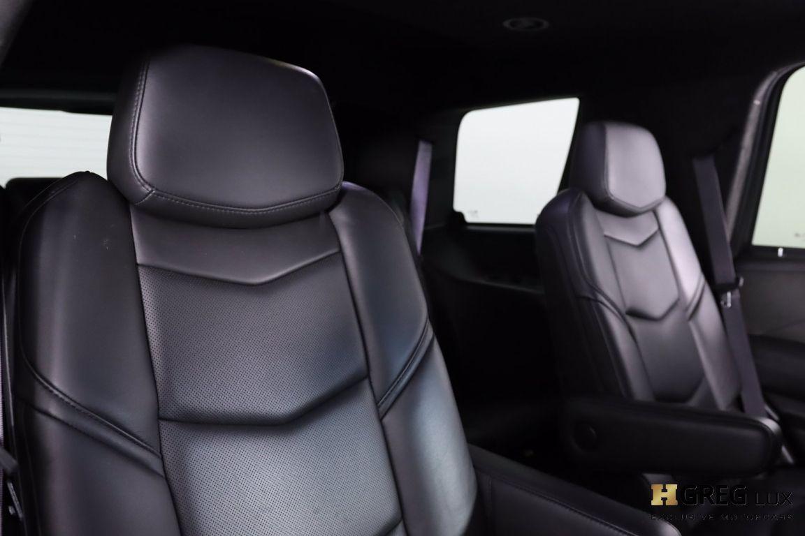 2017 Cadillac Escalade Platinum #37