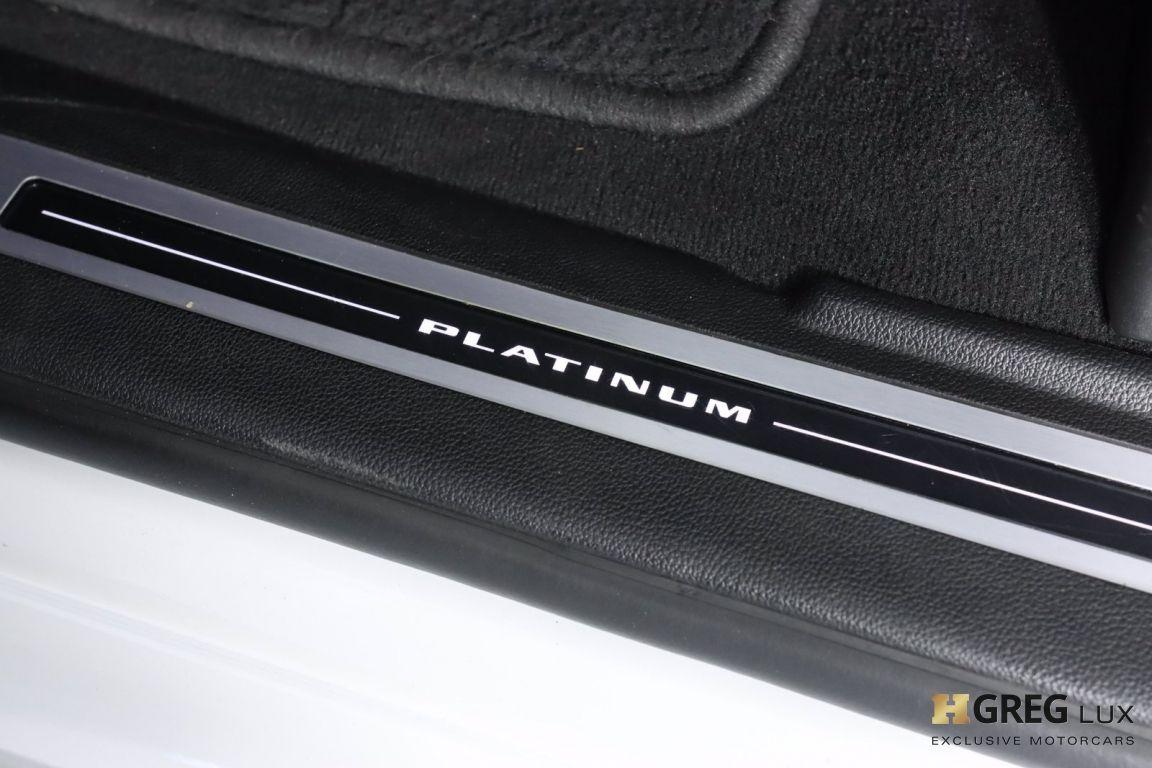 2017 Cadillac Escalade Platinum #45