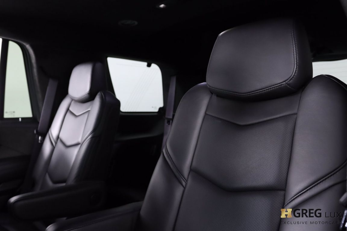 2017 Cadillac Escalade Platinum #31