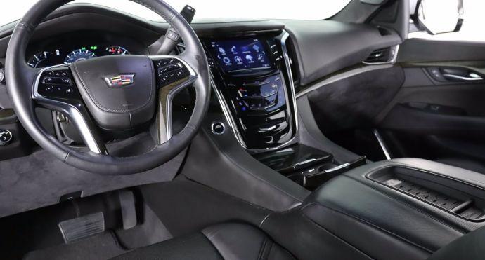 2017 Cadillac Escalade Platinum #1