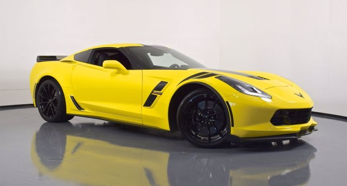 2017 Chevrolet Corvette Grand Sport 2LT #0