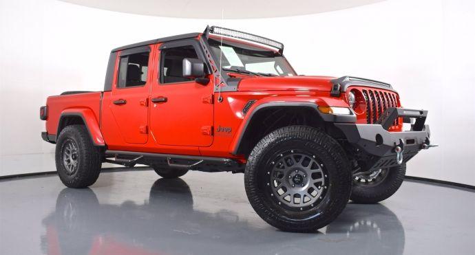 2020 Jeep Gladiator Sport S #0