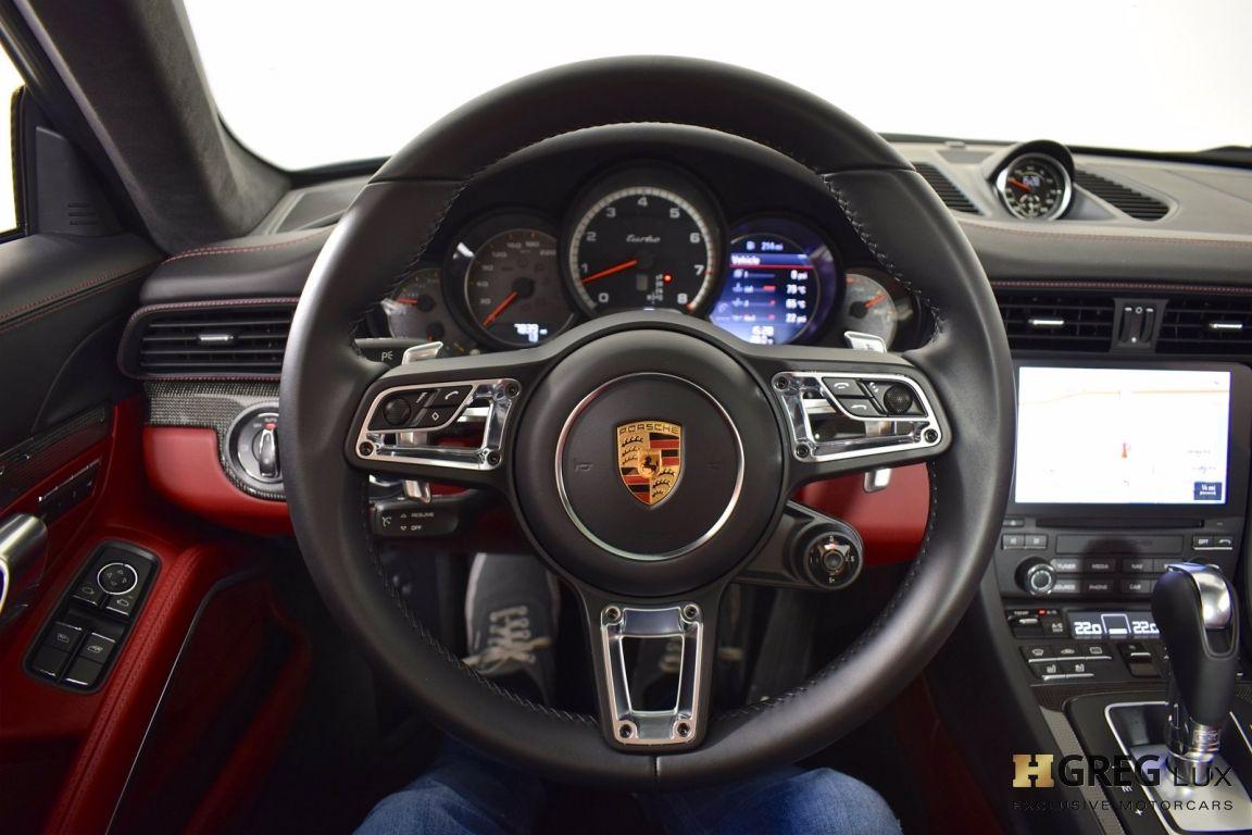 2019 Porsche 911 Turbo #17