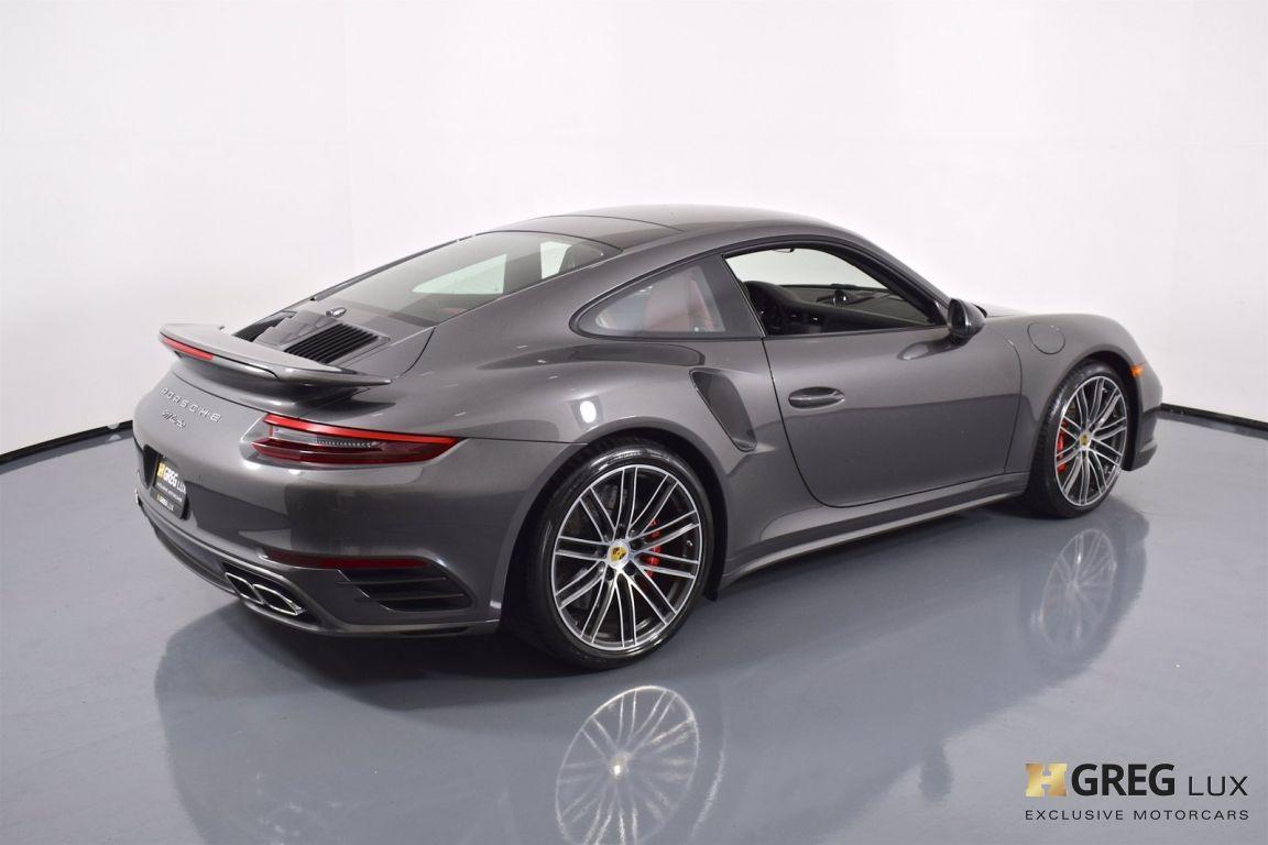 2019 Porsche 911 Turbo #8