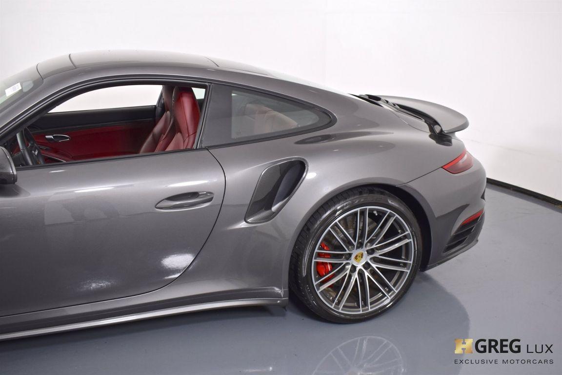 2019 Porsche 911 Turbo #12