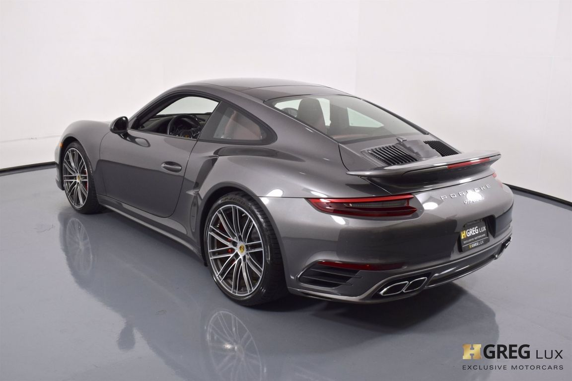 2019 Porsche 911 Turbo #10