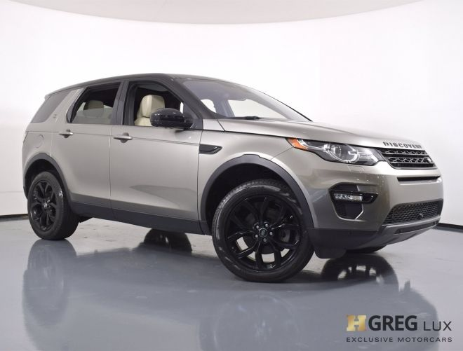 2017 Land Rover Discovery Sport HSE Luxury #0