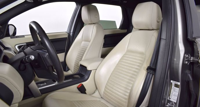 2017 Land Rover Discovery Sport HSE Luxury #1