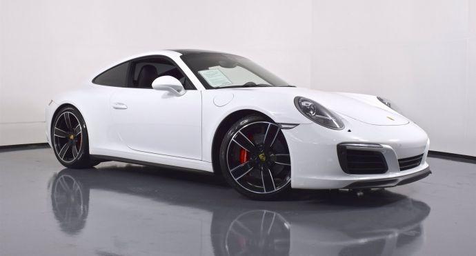 2017 Porsche 911 Carrera 4S #0