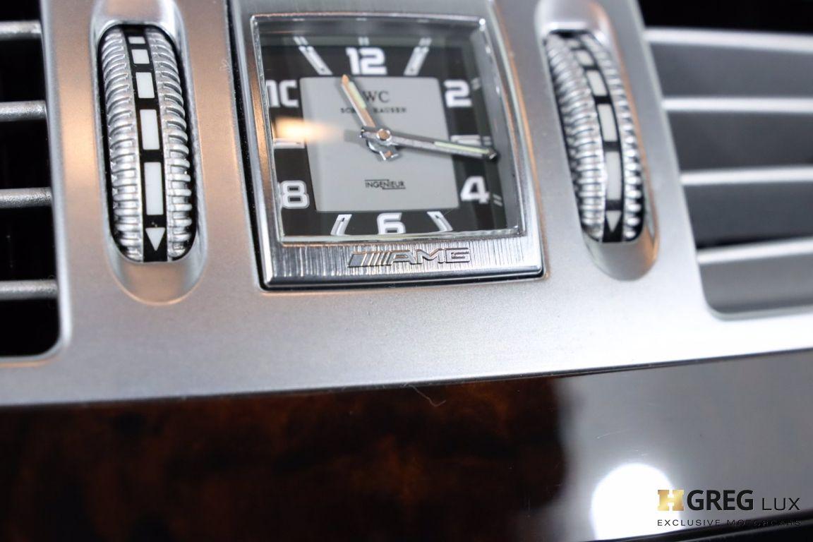 2008 Mercedes Benz CL Class V8 AMG #54