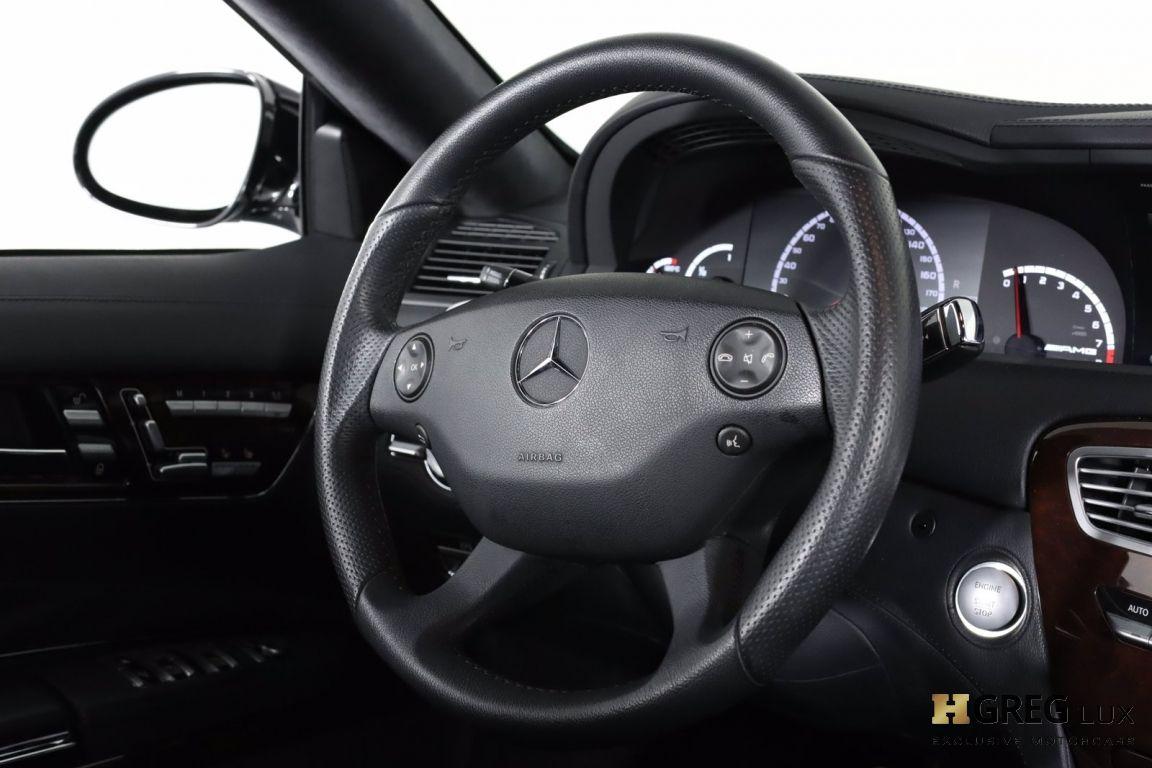 2008 Mercedes Benz CL Class V8 AMG #61
