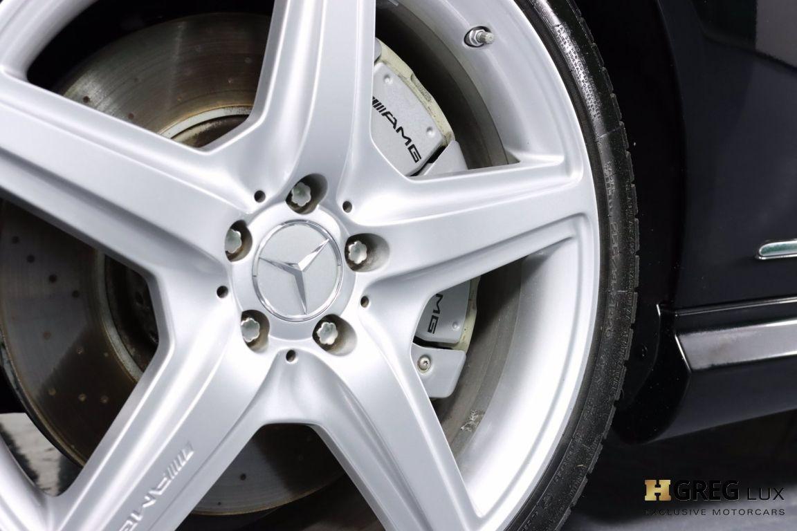 2008 Mercedes Benz CL Class V8 AMG #31