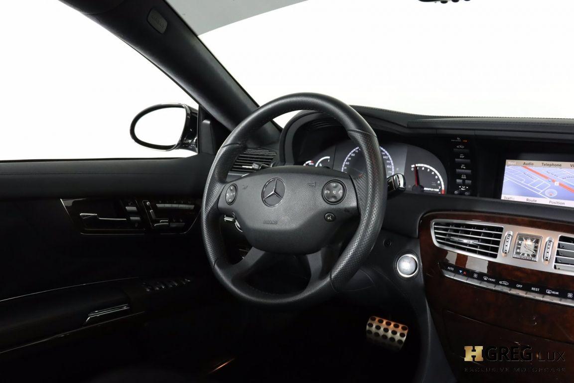 2008 Mercedes Benz CL Class V8 AMG #60
