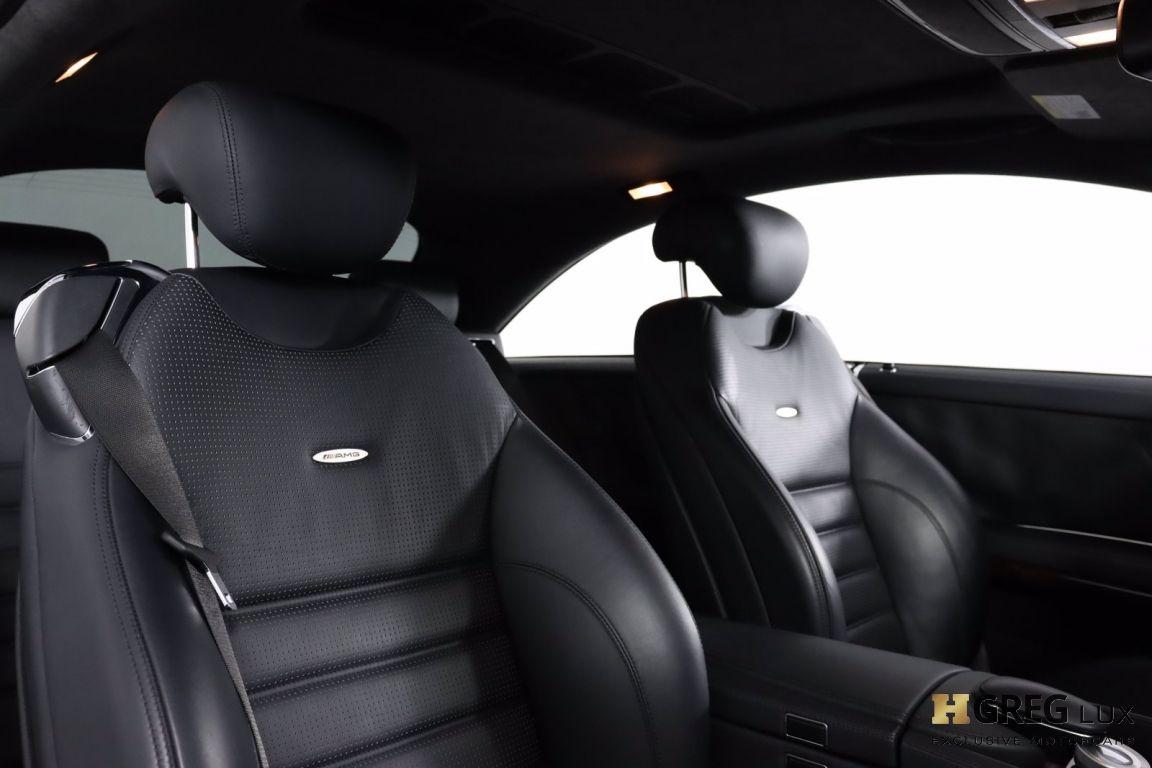 2008 Mercedes Benz CL Class V8 AMG #40
