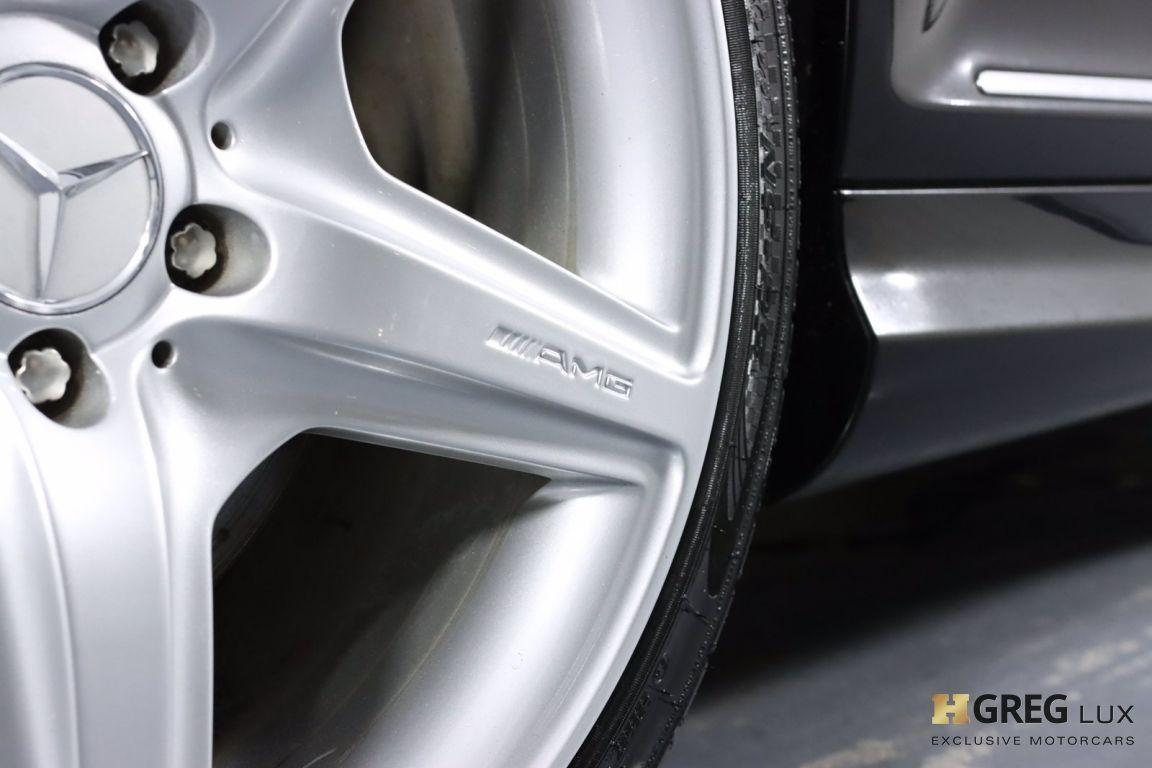2008 Mercedes Benz CL Class V8 AMG #19