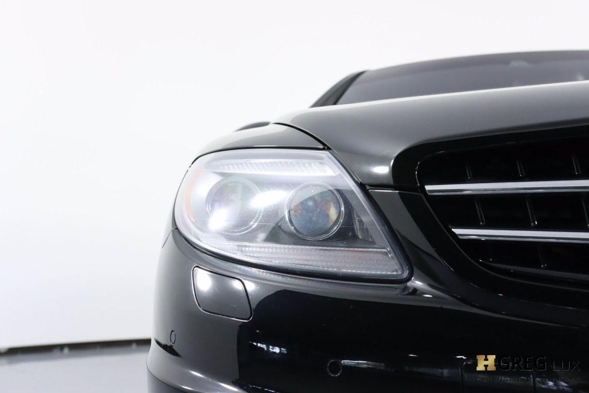 2008 Mercedes Benz CL Class V8 AMG #4
