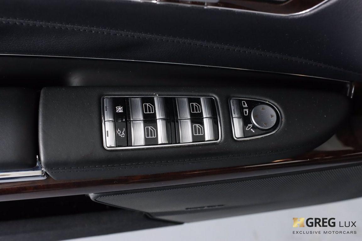 2008 Mercedes Benz CL Class V8 AMG #46