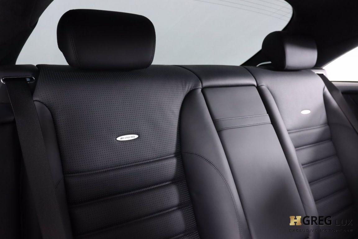 2008 Mercedes Benz CL Class V8 AMG #42