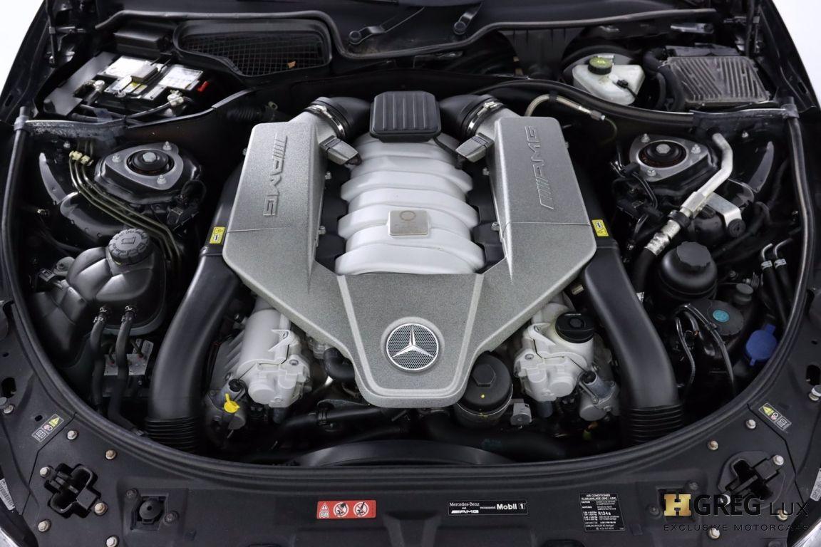 2008 Mercedes Benz CL Class V8 AMG #73