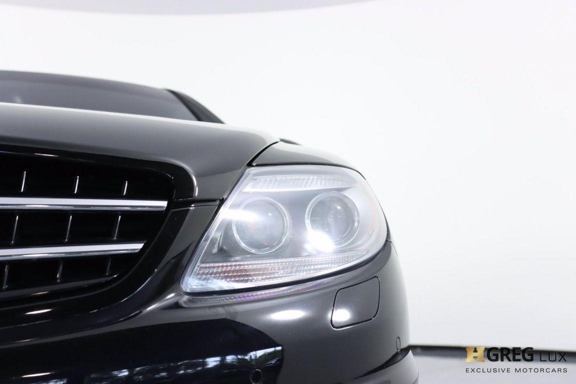 2008 Mercedes Benz CL Class V8 AMG #5
