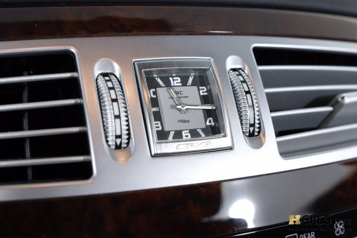 2008 Mercedes Benz CL Class V8 AMG #53