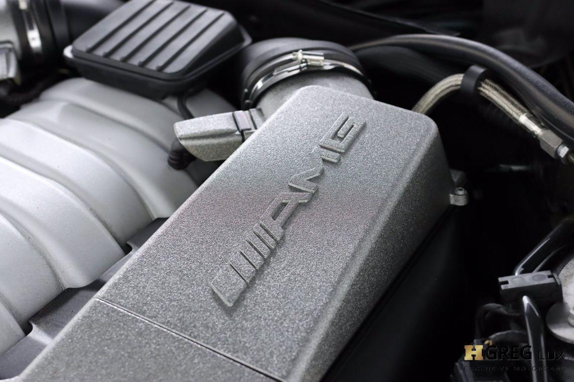 2008 Mercedes Benz CL Class V8 AMG #74