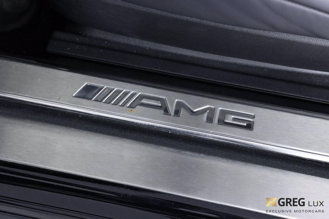 2008 Mercedes Benz CL Class V8 AMG #49
