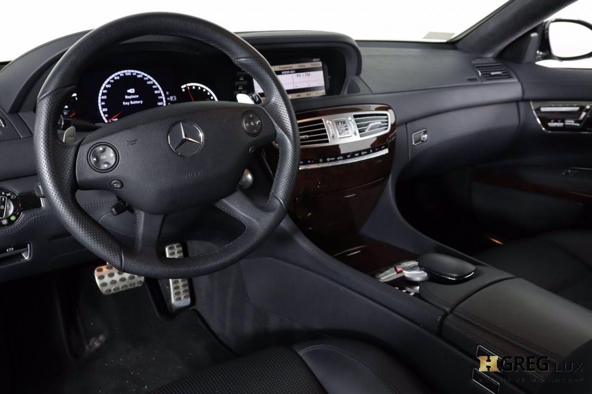 2008 Mercedes Benz CL Class V8 AMG #1