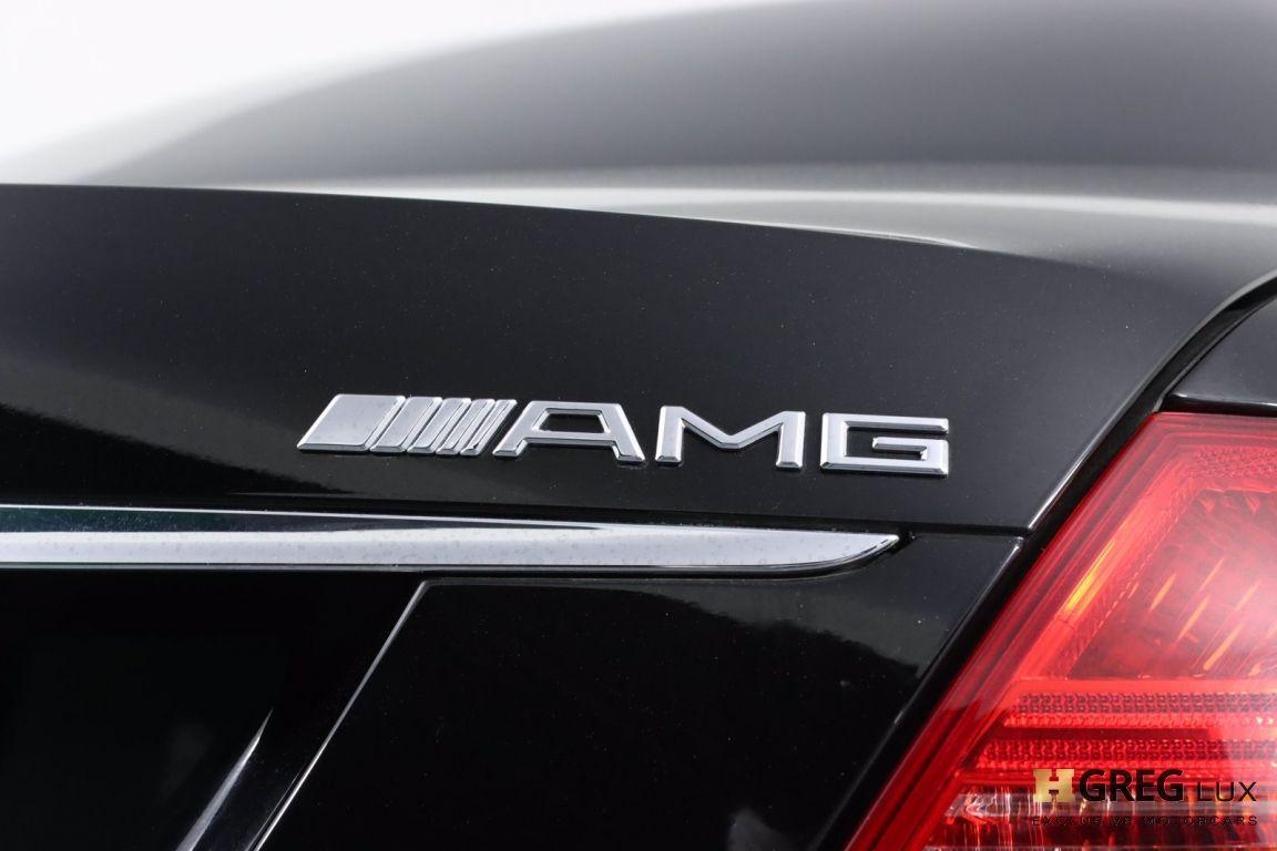 2008 Mercedes Benz CL Class V8 AMG #24