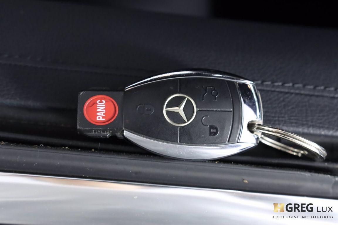 2008 Mercedes Benz CL Class V8 AMG #44