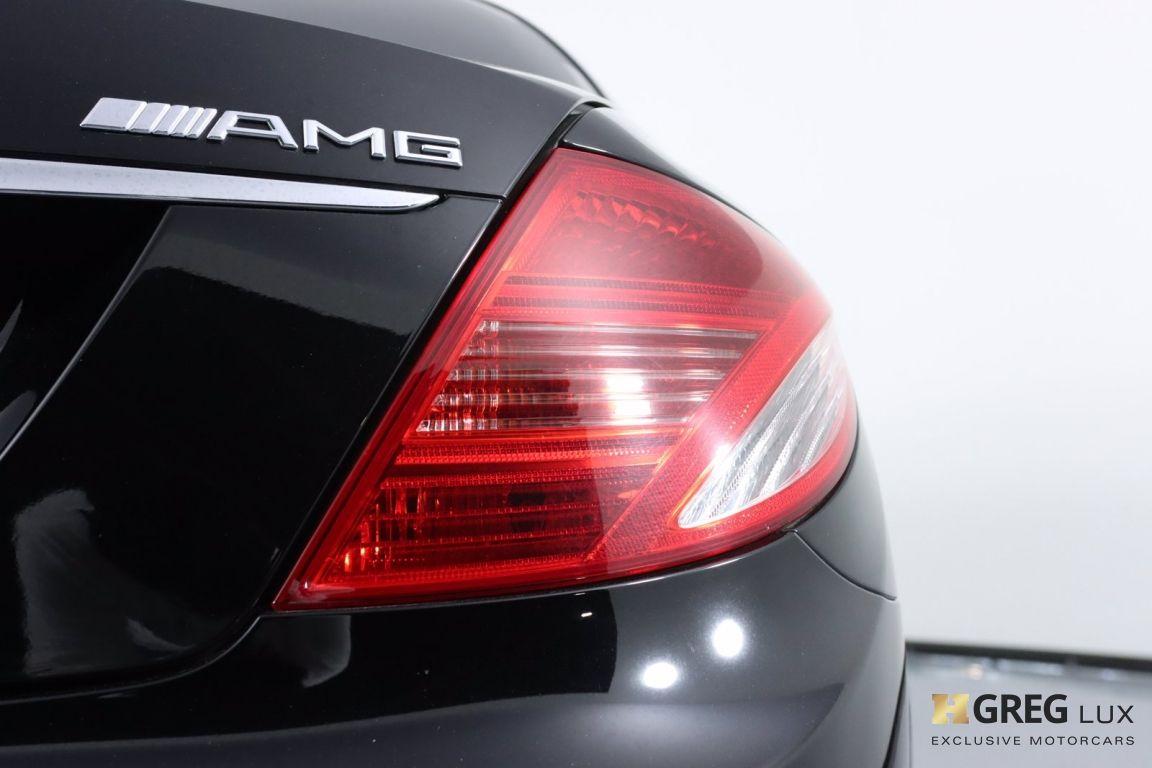 2008 Mercedes Benz CL Class V8 AMG #23