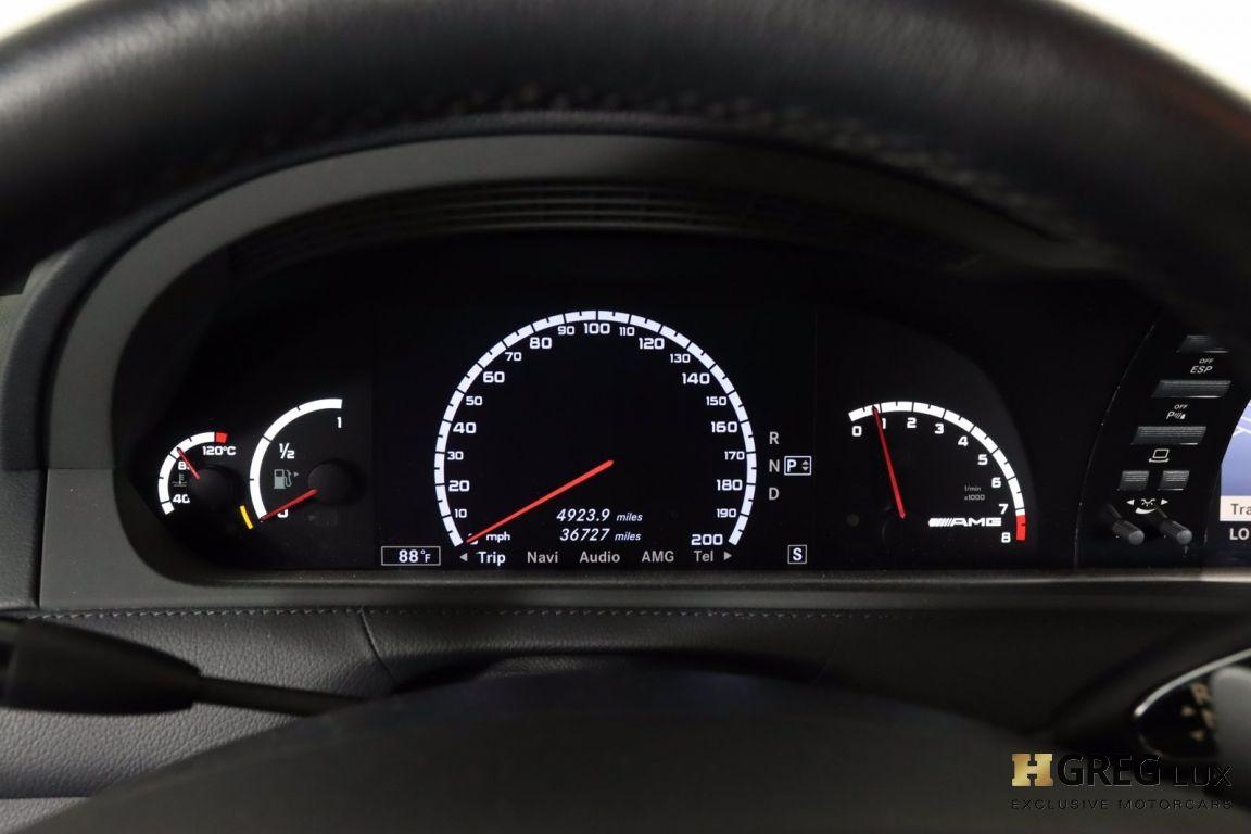2008 Mercedes Benz CL Class V8 AMG #66