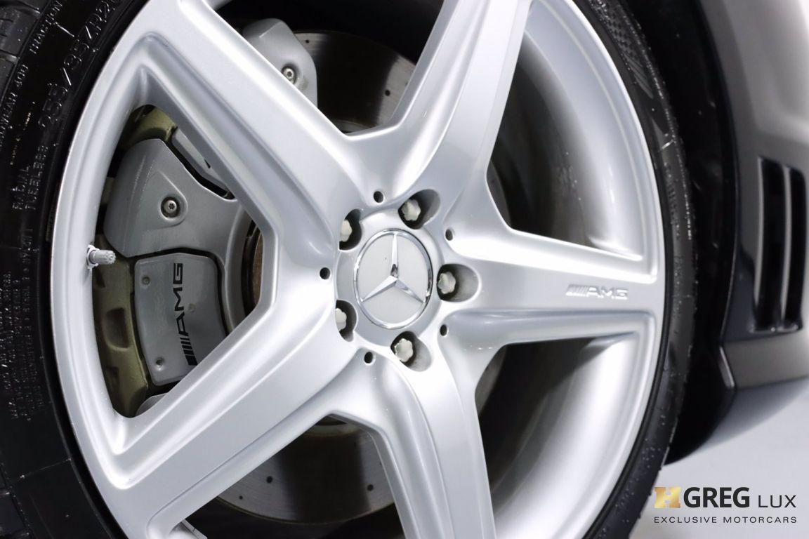 2008 Mercedes Benz CL Class V8 AMG #14