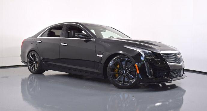 2019 Cadillac CTS V Sedan Base #0