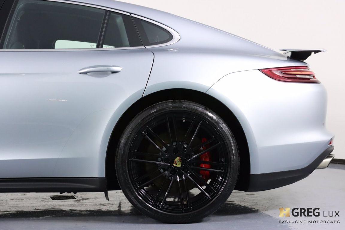 2018 Porsche Panamera Turbo #29