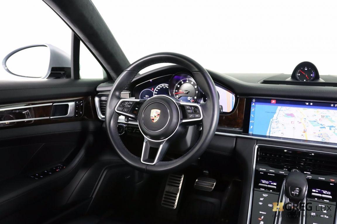 2018 Porsche Panamera Turbo #55