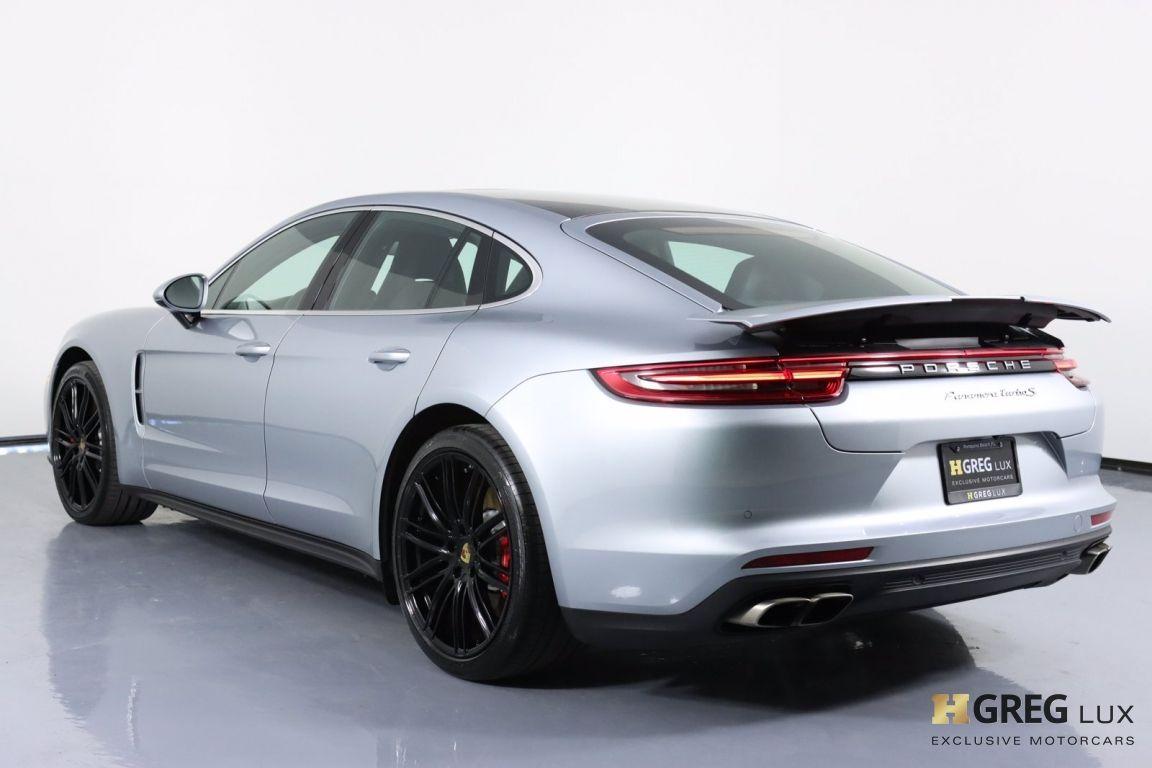 2018 Porsche Panamera Turbo #24