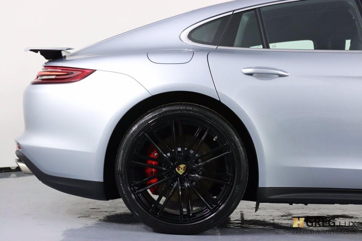 2018 Porsche Panamera Turbo #14