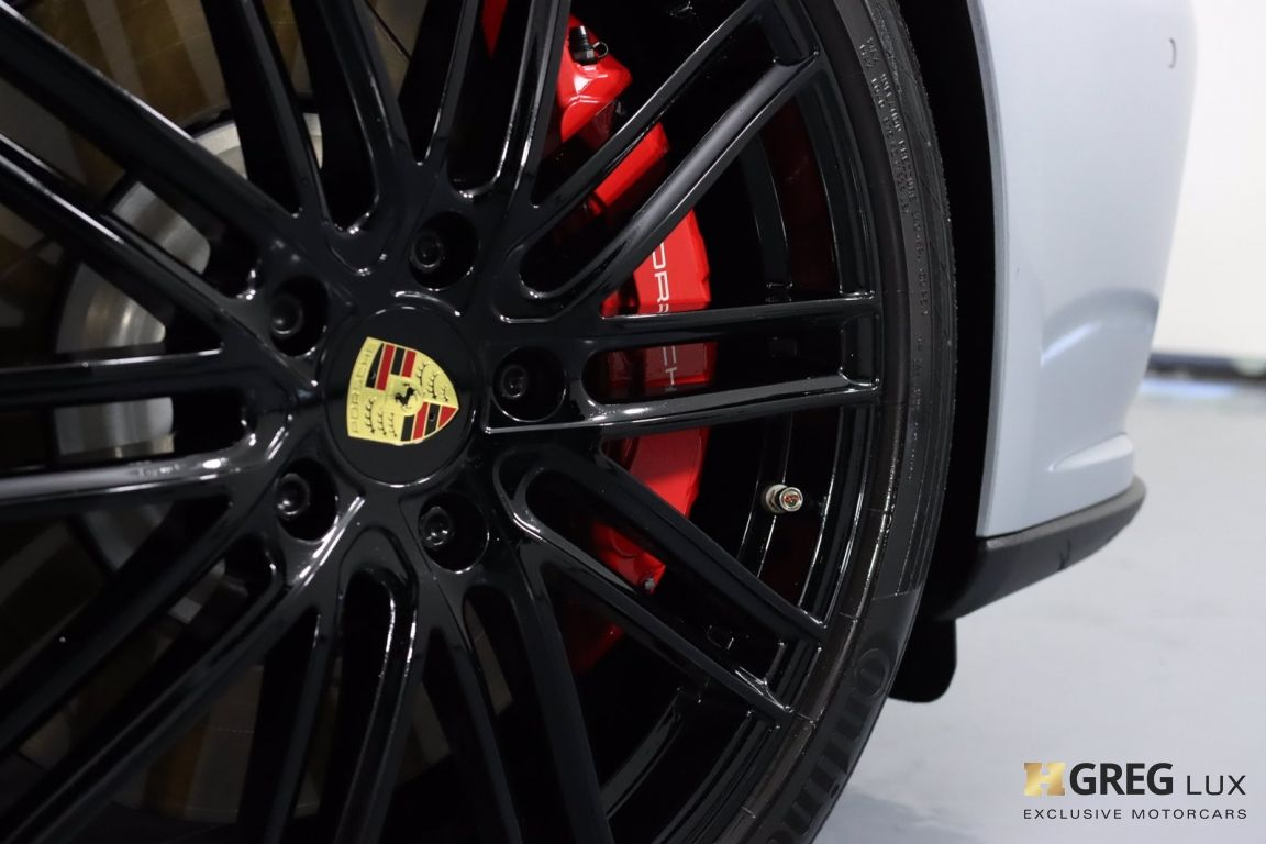 2018 Porsche Panamera Turbo #13